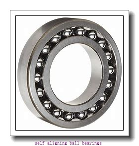 RBC MKP21BSFS428 Self-Aligning Ball Bearings