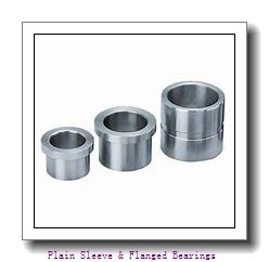 Bunting Bearings, LLC CB121618 Plain Sleeve & Flanged Bearings