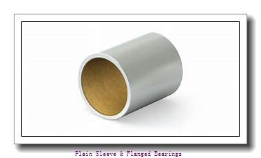 Bunting Bearings, LLC EP162448 Plain Sleeve & Flanged Bearings