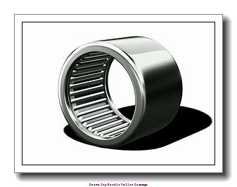 7/8 in x 1-1/8 in x 5/8 in  Koyo NRB JTT-1410;PDL449 Drawn Cup Needle Roller Bearings