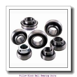 3.438 Inch | 87.325 Millimeter x 3.781 Inch | 96.037 Millimeter x 4 Inch | 101.6 Millimeter  Sealmaster MP-55 Pillow Block Ball Bearing Units