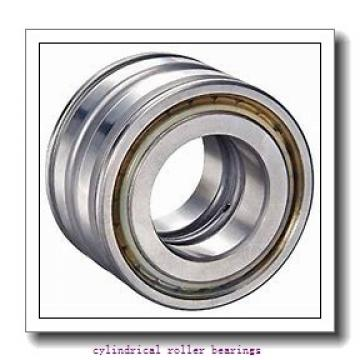 90 mm x 190 mm x 43 mm  FAG NJ318-E-TVP2 Cylindrical Roller Bearings