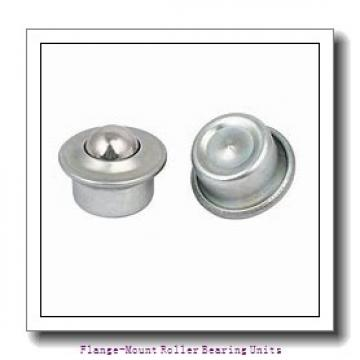 QM QAF08A107SO Flange-Mount Roller Bearing Units