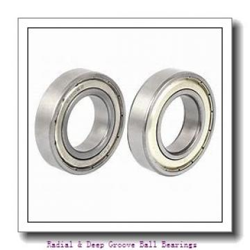 MRC 205SFFST Radial & Deep Groove Ball Bearings