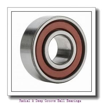 MRC 215SFF Radial & Deep Groove Ball Bearings