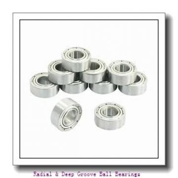 MRC 204SFF7 Radial & Deep Groove Ball Bearings