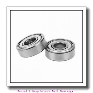 MRC 207SZZ-HYB#1 Radial & Deep Groove Ball Bearings