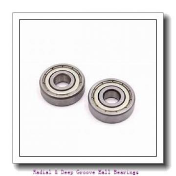 MRC 309MFG Radial & Deep Groove Ball Bearings