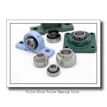 3.6875 in x 12-1/2 in x 5-31/32 in  Rexnord ZAFS6311F Pillow Block Roller Bearing Units
