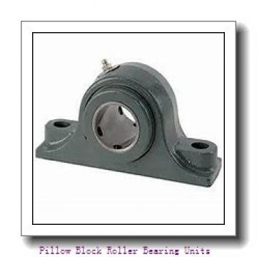 4.438 Inch | 112.725 Millimeter x 6.75 Inch | 171.45 Millimeter x 6.125 Inch | 155.575 Millimeter  Rexnord MPS9407F Pillow Block Roller Bearing Units
