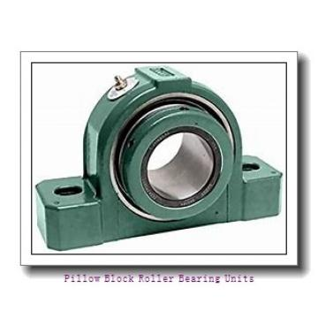 2.688 Inch | 68.275 Millimeter x 4.25 Inch | 107.95 Millimeter x 4 Inch | 101.6 Millimeter  Rexnord MPS9211F Pillow Block Roller Bearing Units