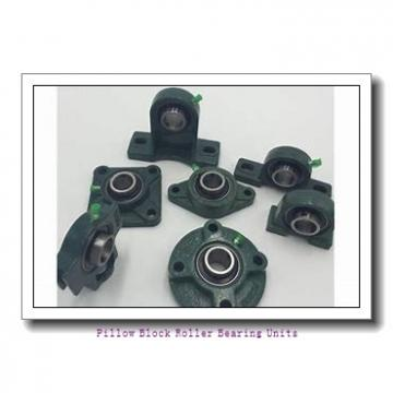 2.4375 in x 8-5/8 to 9-5/8 in x 4-3/8 in  Rexnord ZAFS5207F Pillow Block Roller Bearing Units