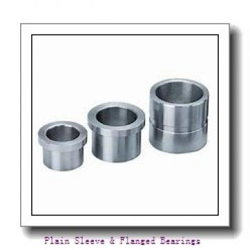 Bunting Bearings, LLC CB232832 Plain Sleeve & Flanged Bearings