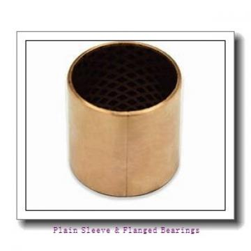 Bunting Bearings, LLC AA074202 Plain Sleeve & Flanged Bearings