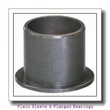 Bunting Bearings, LLC AA0204 Plain Sleeve & Flanged Bearings