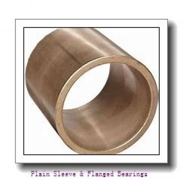 Bunting Bearings, LLC AA083809 Plain Sleeve & Flanged Bearings