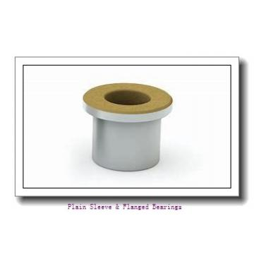 Bunting Bearings, LLC EF081112 Plain Sleeve & Flanged Bearings