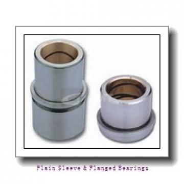 Bunting Bearings, LLC CB808864 Plain Sleeve & Flanged Bearings