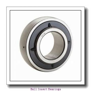 42,8625 mm x 85 mm x 30,18 mm  Timken RA111RRB Ball Insert Bearings