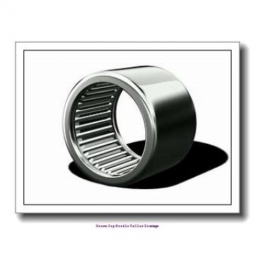 7/8 in x 1-3/16 in x 3/4 in  Koyo NRB BH-1412;PDL125 Drawn Cup Needle Roller Bearings