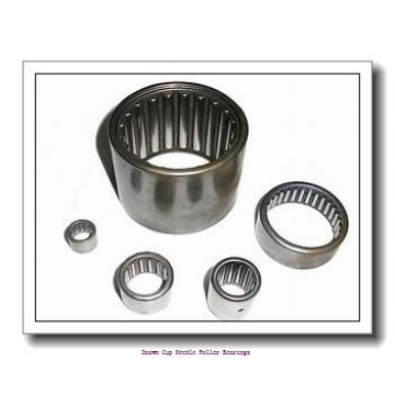 INA BK2212 Drawn Cup Needle Roller Bearings