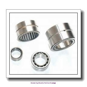 11/16 in x 7/8 in x 1/2 in  Koyo NRB B-118-OH Drawn Cup Needle Roller Bearings
