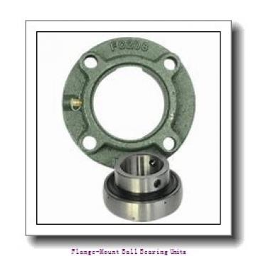 INA PME50-N Flange-Mount Ball Bearing Units