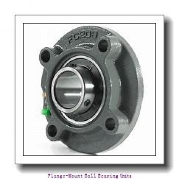 1.5000 in x 4.0000 in x 5.1250 in  Martin Sprocket & Gear TEB3BB Flange-Mount Ball Bearing Units