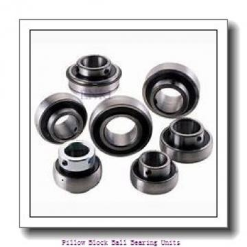 2.688 Inch | 68.275 Millimeter x 2.75 Inch | 69.85 Millimeter x 3.75 Inch | 95.25 Millimeter  Sealmaster SP-43 Pillow Block Ball Bearing Units