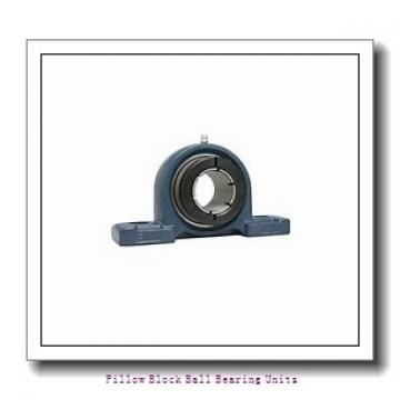 2.9375 in x 8-1/2 to 9-1/2 in x 3-1/16 in  Sealmaster NP47 Pillow Block Ball Bearing Units