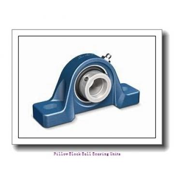 1.25 Inch | 31.75 Millimeter x 1.5 Inch | 38.1 Millimeter x 1.688 Inch | 42.875 Millimeter  Sealmaster NP-20RT Pillow Block Ball Bearing Units