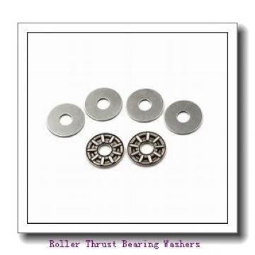 INA WS81217 Roller Thrust Bearing Washers